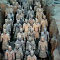 Virginia Museum in U.S. Captured By Chinese Warriors Made Of Terracotta