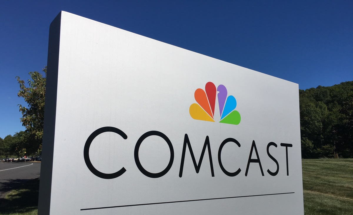 Comcast's $40 billion acquisition of Sky sends Sky's share shooting up