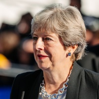 May grows more cautious for Tuesday's Brexit vote in parliament