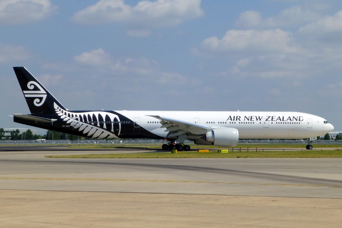 Air New Zealand sticks with Boeing for wide body aircraft
