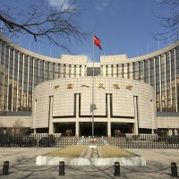 China's central bank skips open market operations, makes biggest cash drain since Feb. 21