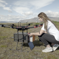 Greece tests drone delivery system in remote isolated places